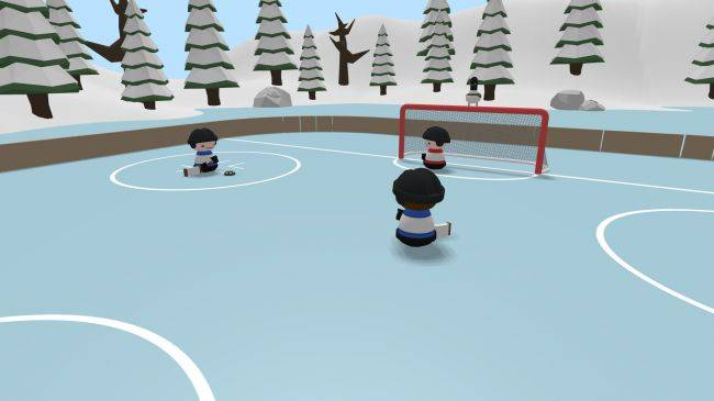 People are taking this free-to-play hockey game very seriously