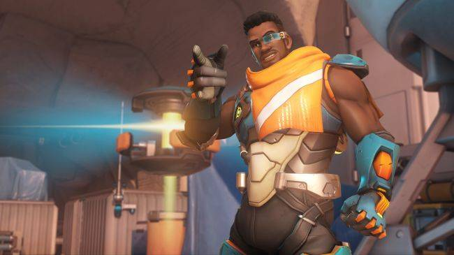 New Overwatch hero Baptiste comes off the PTR next week