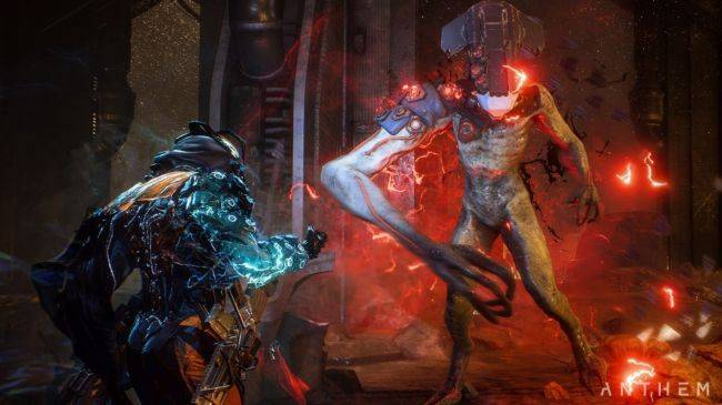 Anthem community manager addresses player concerns at length, promises the game is 'here to stay'