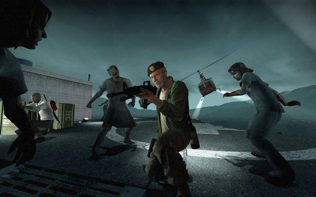 Back 4 Dead is a co-op zombie FPS from the Left 4 Dead team