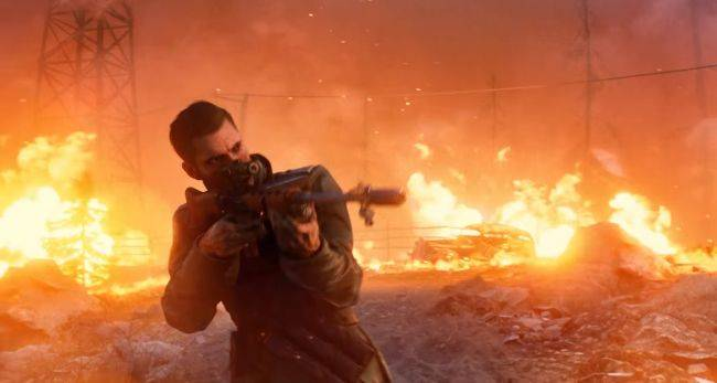 Battlefield 5 is getting its Firestorm battle royale mode this month