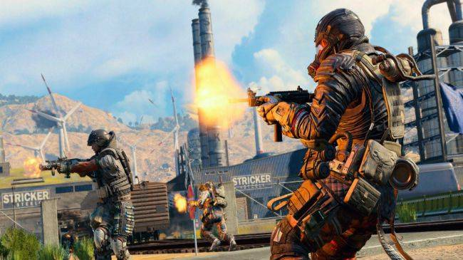 Black Ops 4 DLC maps are free for the weekend
