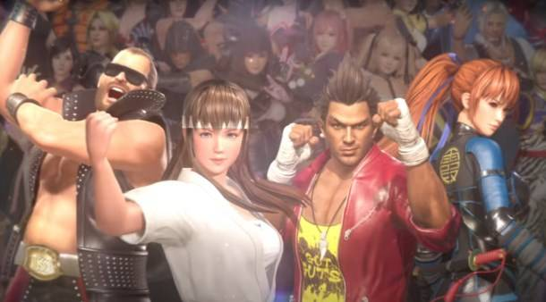 Play Dead or Alive 6 for free with the new Core Fighters edition