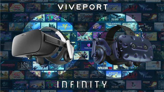 HTC's unlimited VR subscription service launches April 2 for $13 per month