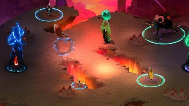Supergiant's RPG Pyre comes to Origin Access