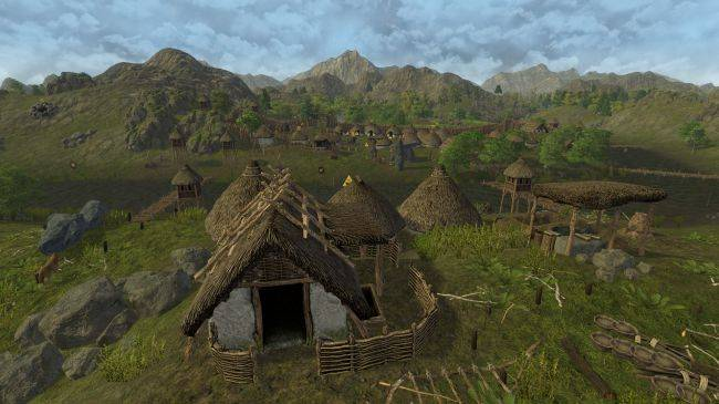 Dawn of Man is the ideal city-builder if you hate micromanagement