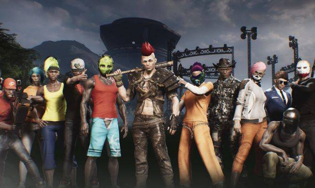 Battle royale game The Culling: Origins is closing in May