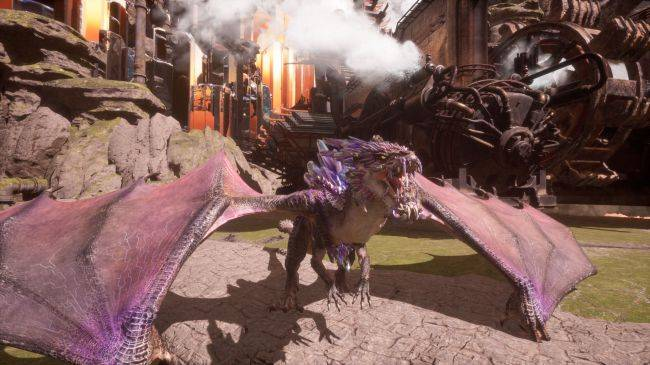 Check out a ray traced dragon in this upcoming Nexon MMO