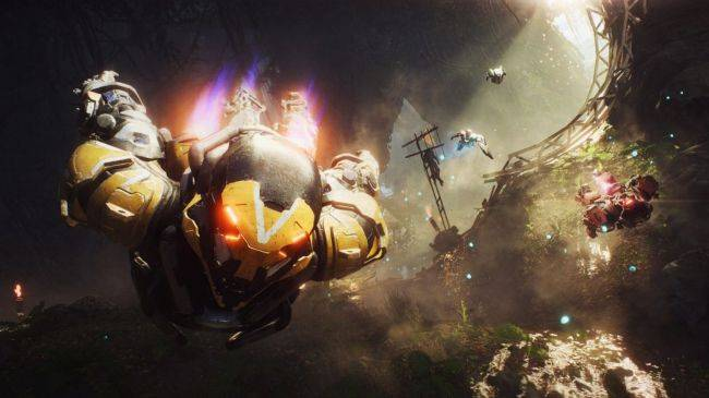 Anthem launch was 'rougher than expected', admits BioWare