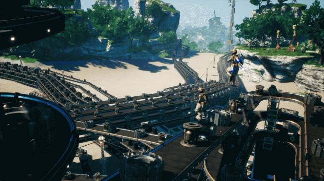 Satisfactory is now available in early access