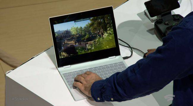 Google Stadia's specs and latency revealed