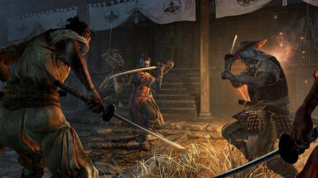 Master brutal combat in Sekiro: Shadows Die Twice