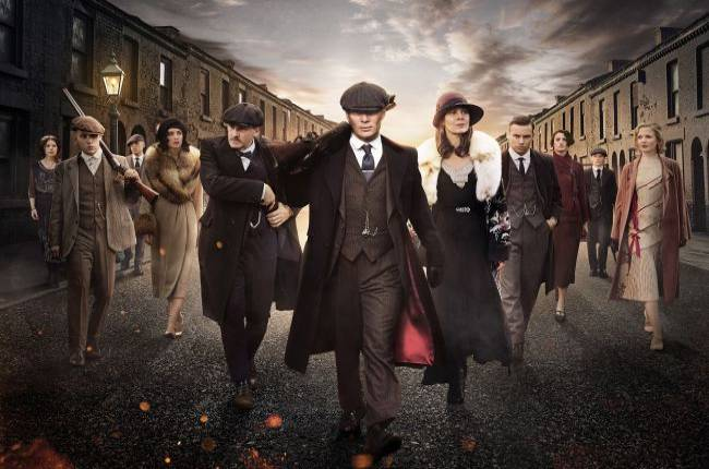 BBC crime drama Peaky Blinders is being adapted into a game