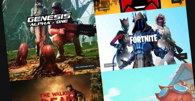 The Epic Store won't accept 'crappy games,' says Tim Sweeney