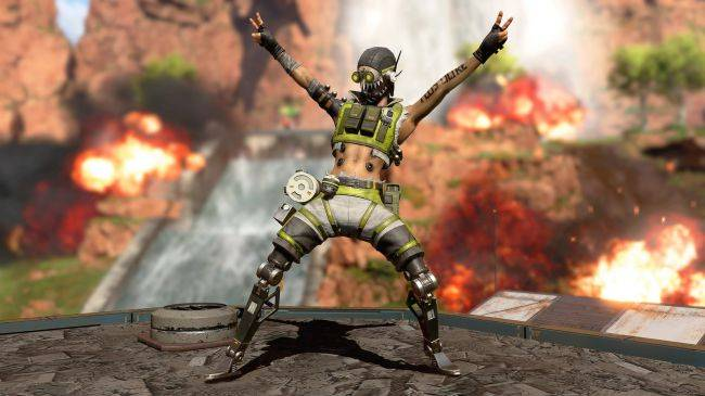 Apex Legends' new hero Octane is a tribute to a real-life Titanfall speedrunner