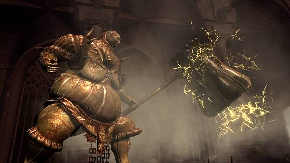 A streamer has beaten every single Dark Souls game without taking a single hit