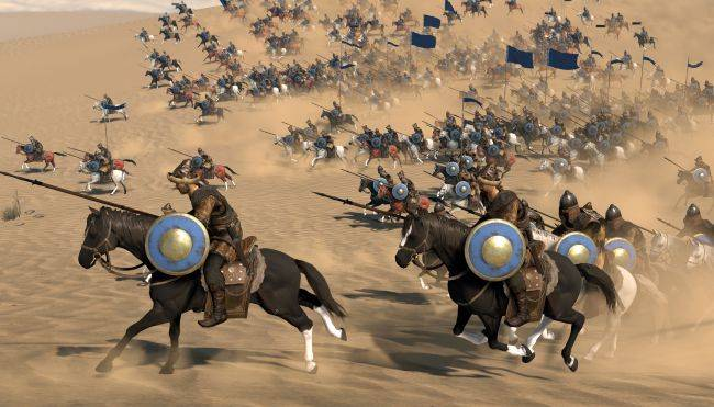 Getting around in Mount & Blade 2: Bannerlord requires a bit of maths