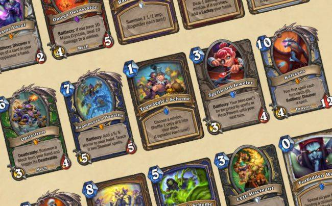 Watch the first Hearthstone: Rise of Shadows card reveal here