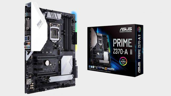 Today only: the ASUS Prime 370-A motherboard is $112, the cheapest we've ever seen it