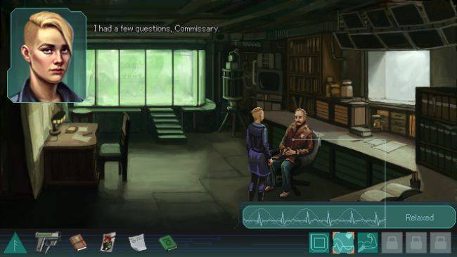 Whispers of a Machine will make you a Nordic cyber cop in April