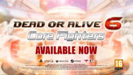 Core Fighters Lets You Play Dead or Alive 6 Free Right Now
