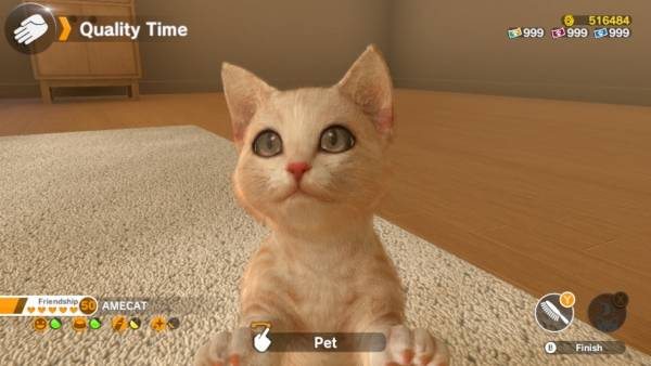 Little Friends: Dogs & Cats launches May 28 in North America and Europe
