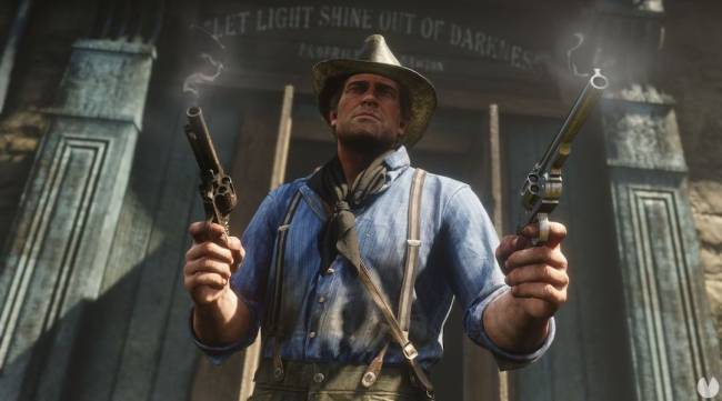 Red Dead Redemption 2 Update Downgrades Single Player Graphics