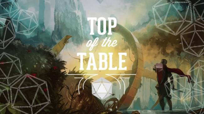 Top Of The Table – Vindication