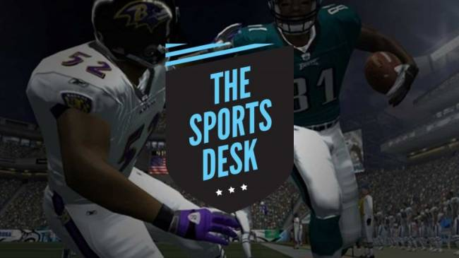 The Sports Desk – What 2K's NFL Deal Could Mean For The Future Of Football
