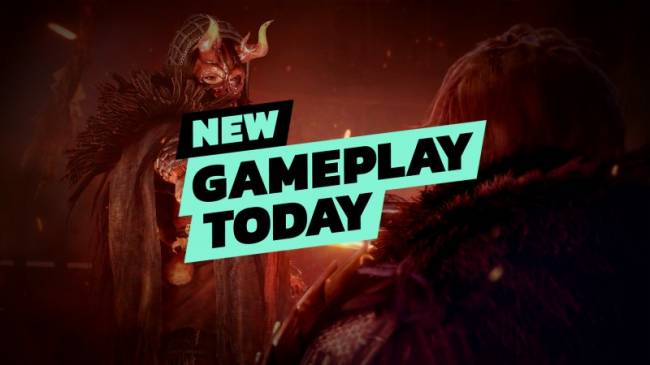 New Gameplay Today — Nioh 2