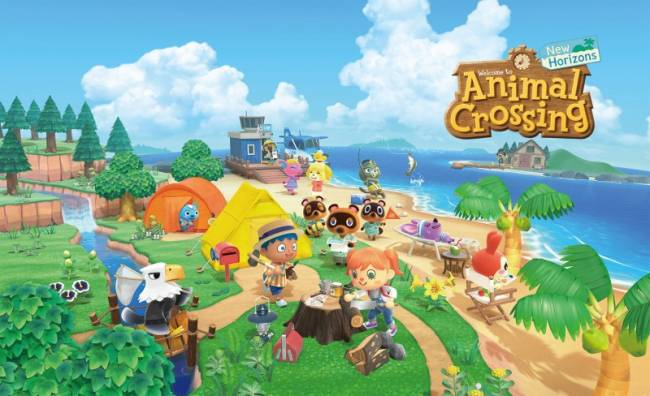 Animal Crossing: New Horizons Is The Most Welcoming Game I've Played In Years