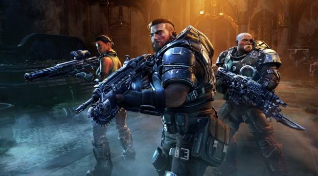 Gears Tactics Might Have What It Takes To Compete With XCOM
