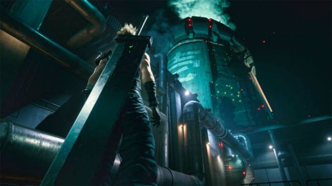 Final Fantasy VII Remake Demo Out Now On PS4