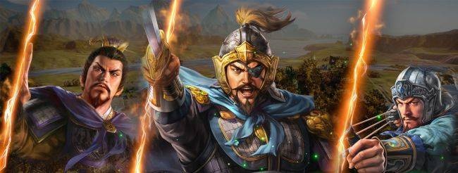 Latest in long-running strategy series, Romance of the Three Kingdoms 14, releases in English