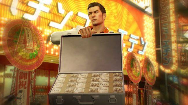 The Yakuza Bundle is criminally cheap on Steam right now