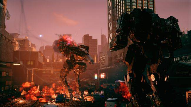 The BattleTech devs are working on an unannounced horror game