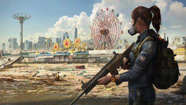 The Division 2 will launch on Stadia with PC crossplay support