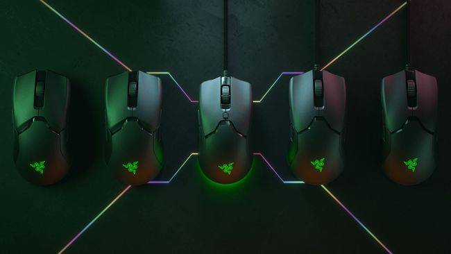Razer releases its lightest gaming mouse to date