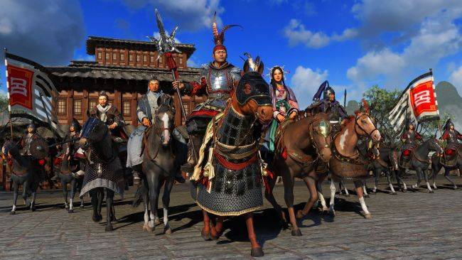 Total War: Three Kingdoms – A World Betrayed adds a new start date and more factions
