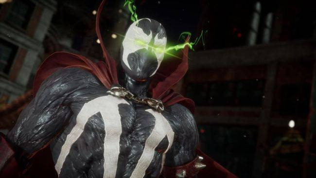 Watch a ridiculous Spawn gameplay trailer for Mortal Kombat 11