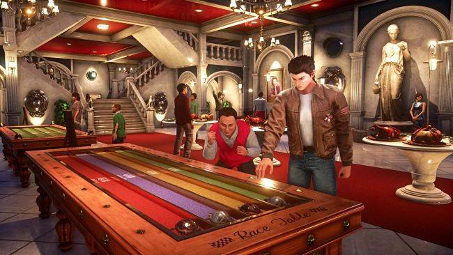 Shenmue 3 goes gambling on a cruise ship in its next DLC