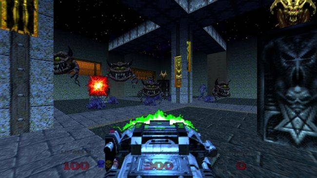 Doom 64 will feature new levels and can run at up to 1000 fps
