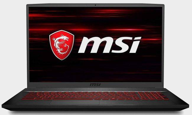 This MSI gaming laptop with a GTX 1650 is just $677 right now