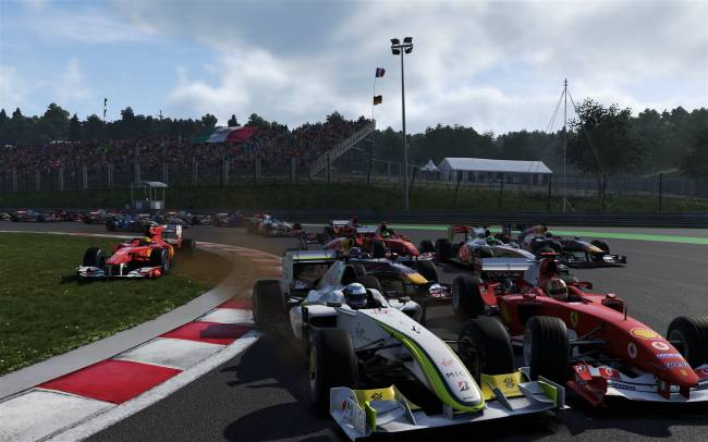 Elite developer Frontier is working on an annual Formula 1 management series