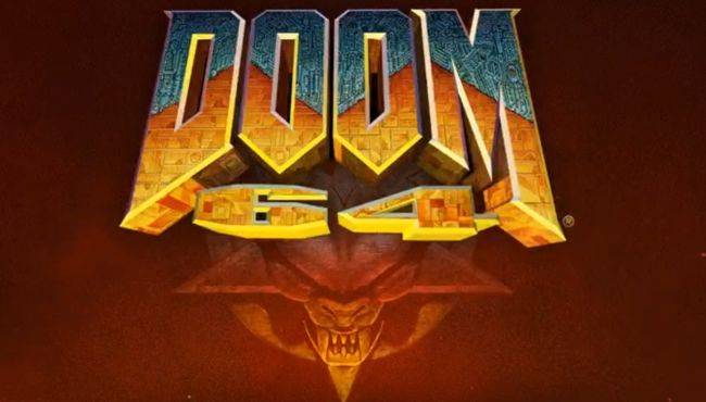 Doom 64's port will include a brand new chapter
