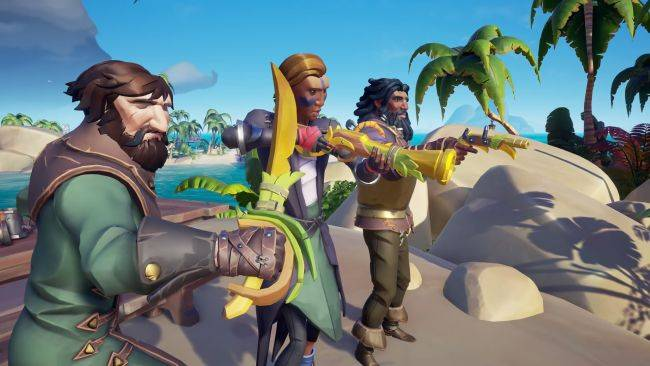 Sea of Thieves' next update has been delayed