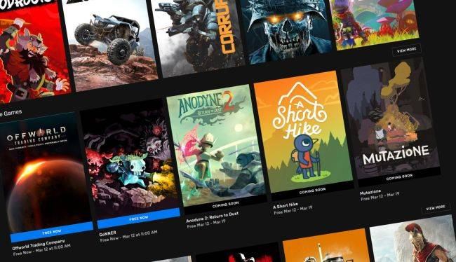 Epic Games Store now has wishlists