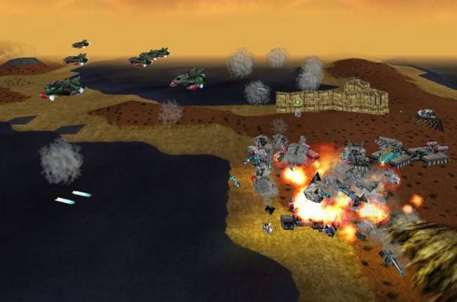 Classic super-customizable RTS Warzone 2100 is completely free on Steam