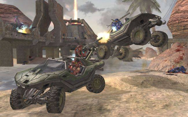 Halo 2 for PC will go into testing later this month