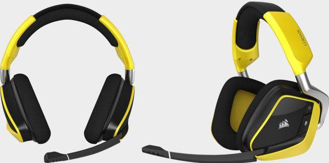 Save $65 on Corsair's Void Pro RGB Wireless SE gaming headset